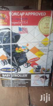 Happy Family 3 -in -1 Baby Stroller (Xxl Size) - Kingsize | Prams & Strollers for sale in Lagos State, Ikeja