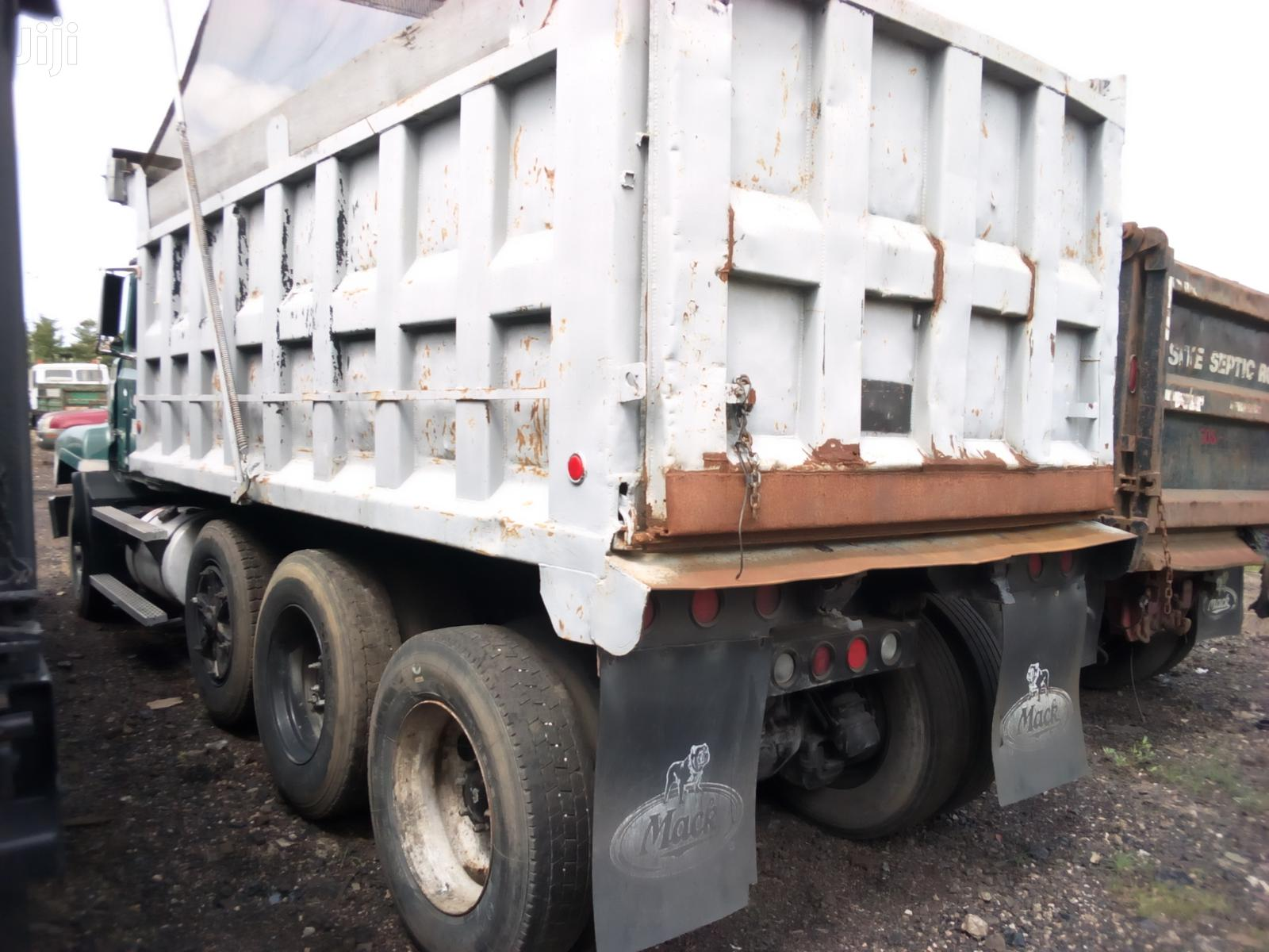 Mack Ch Model Dumper 10tyres 1998 | Heavy Equipment for sale in Apapa, Lagos State, Nigeria