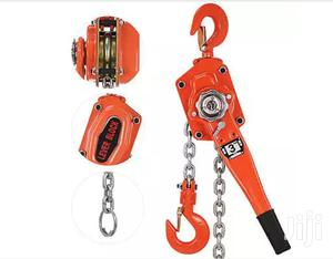 Chain Lever Block Hoist Come Along | Manufacturing Equipment for sale in Rivers State, Port-Harcourt