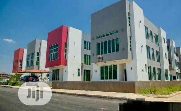 4 Bedroom Detached Duplex with Penthouse at Citiview Estate, Arepo for Sale.