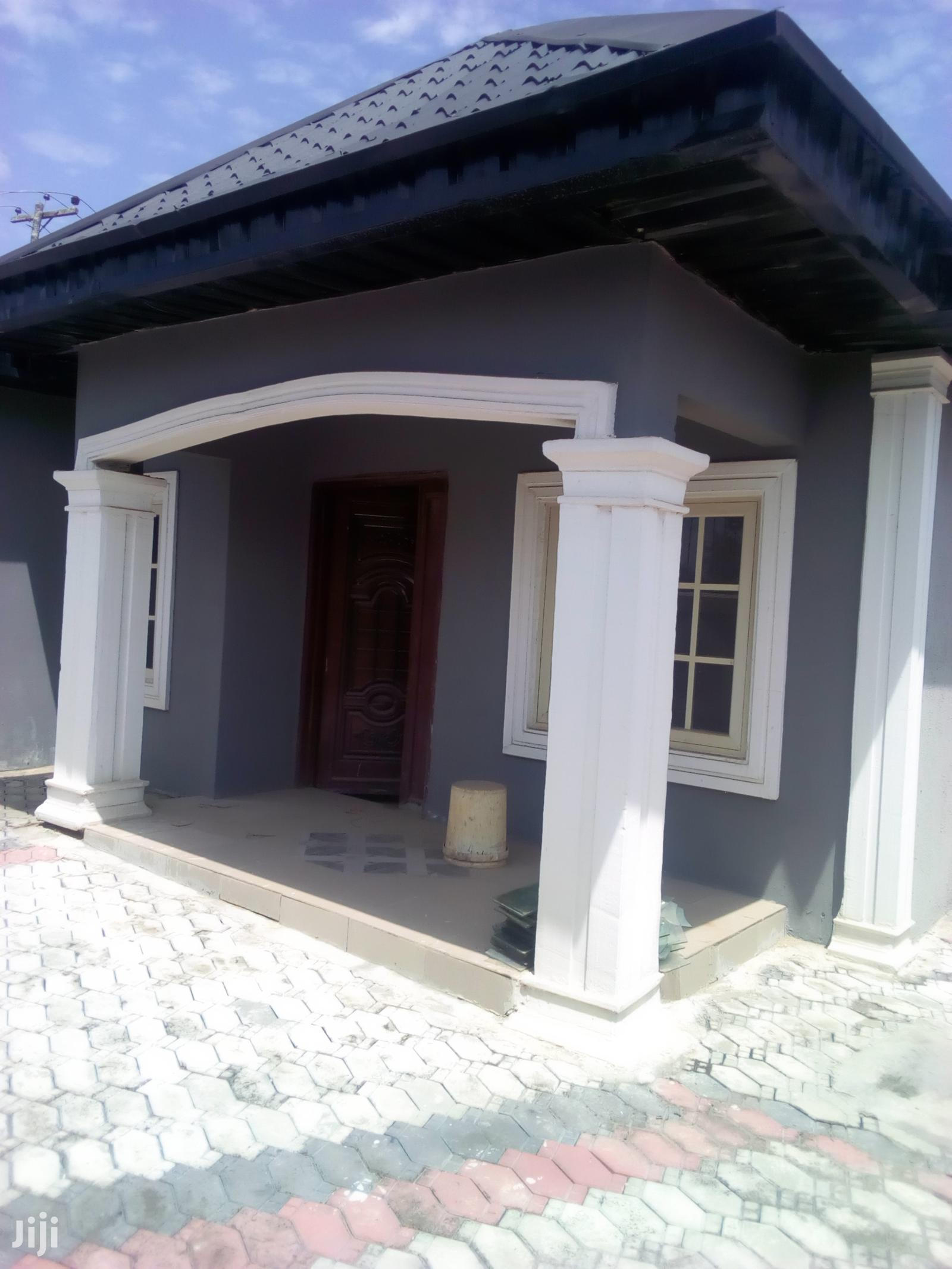 New & Spacious 3 Bedroom Bungalow At Satellite Town For Sale.