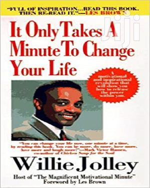 It Only Takes a Minute to Change Your Life!   Books & Games for sale in Lagos State, Oshodi