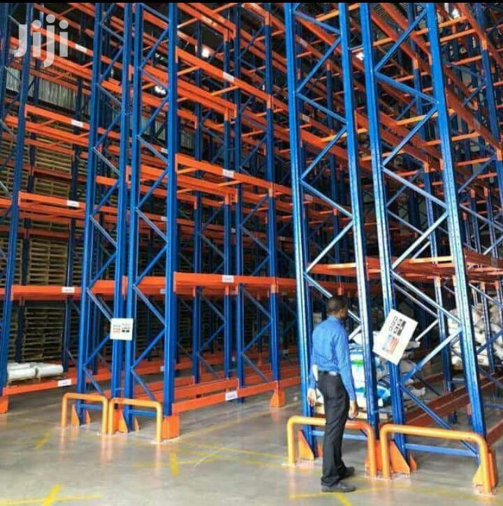Industrial Warehouse Rack