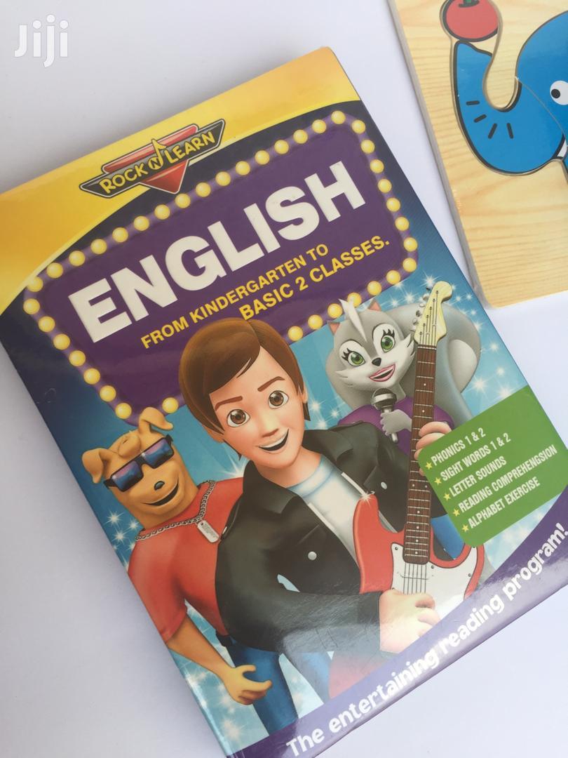 English From Kindergarten To Basic 2 Classics
