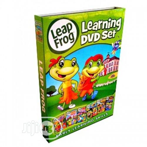 Leapfrog Learning 6dvds Set