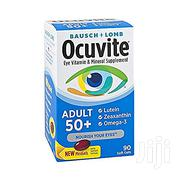 Bausch and Lomb Ocuvite Adult 50+ Vitamin Mineral Supplement | Vitamins & Supplements for sale in Lagos State