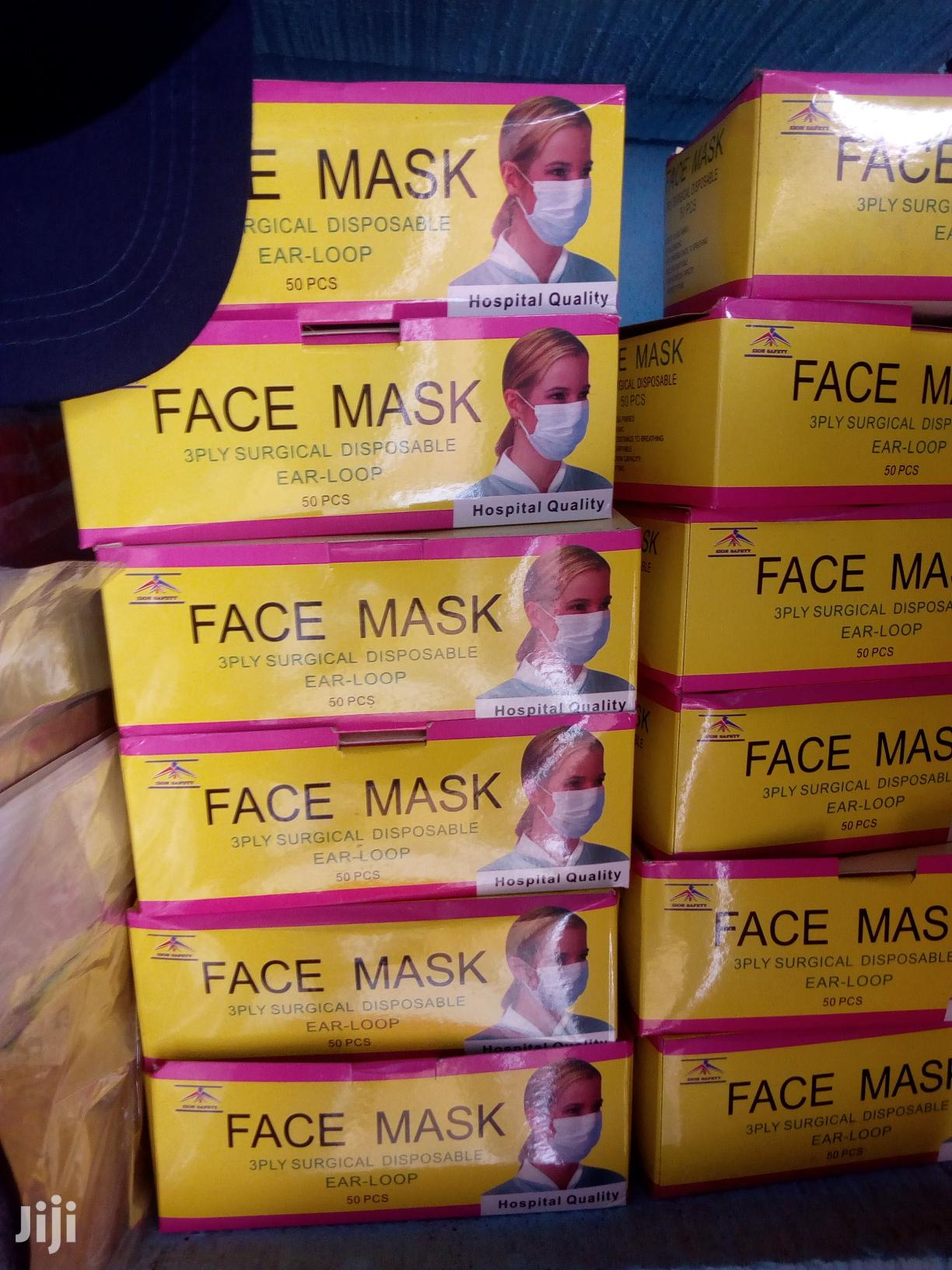 Facial Mask   Medical Equipment for sale in Central Business Dis, Abuja (FCT) State, Nigeria