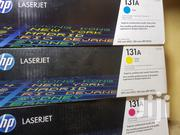 HP 131A Color Laserjet Toners | Accessories & Supplies for Electronics for sale in Lagos State, Ikoyi