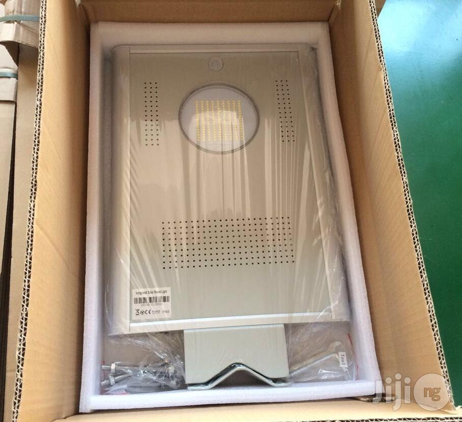 Multipurpose 12 Watt Solar Street Light