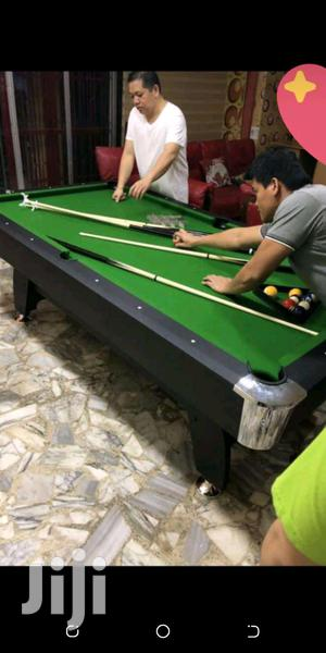Foreign 8fit Snooker Board With Complete Accessories | Sports Equipment for sale in Delta State, Warri