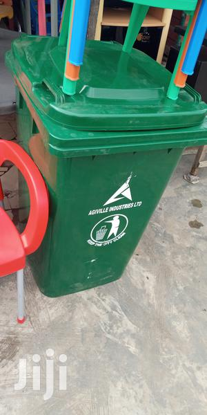 Best Quality Plastic Rolling Leg Waste Bin | Home Accessories for sale in Lagos State, Ojo