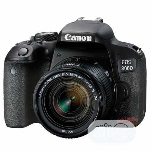 "Canon Eos 800d Dslr Camera 24.2mp 3"" Touch Screen"
