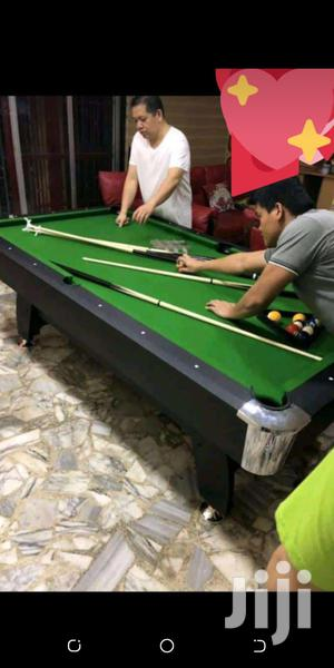 Foreign 8fit Snooker Board With Complete Accessories | Sports Equipment for sale in Lagos State, Ikeja