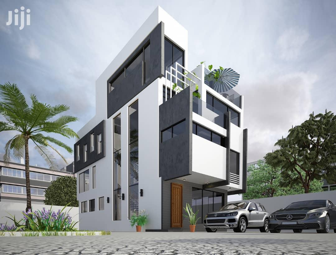 Newly Built 4 Bedroom Duplex At Ikoyi For Sale. | Houses & Apartments For Sale for sale in Ikoyi, Lagos State, Nigeria