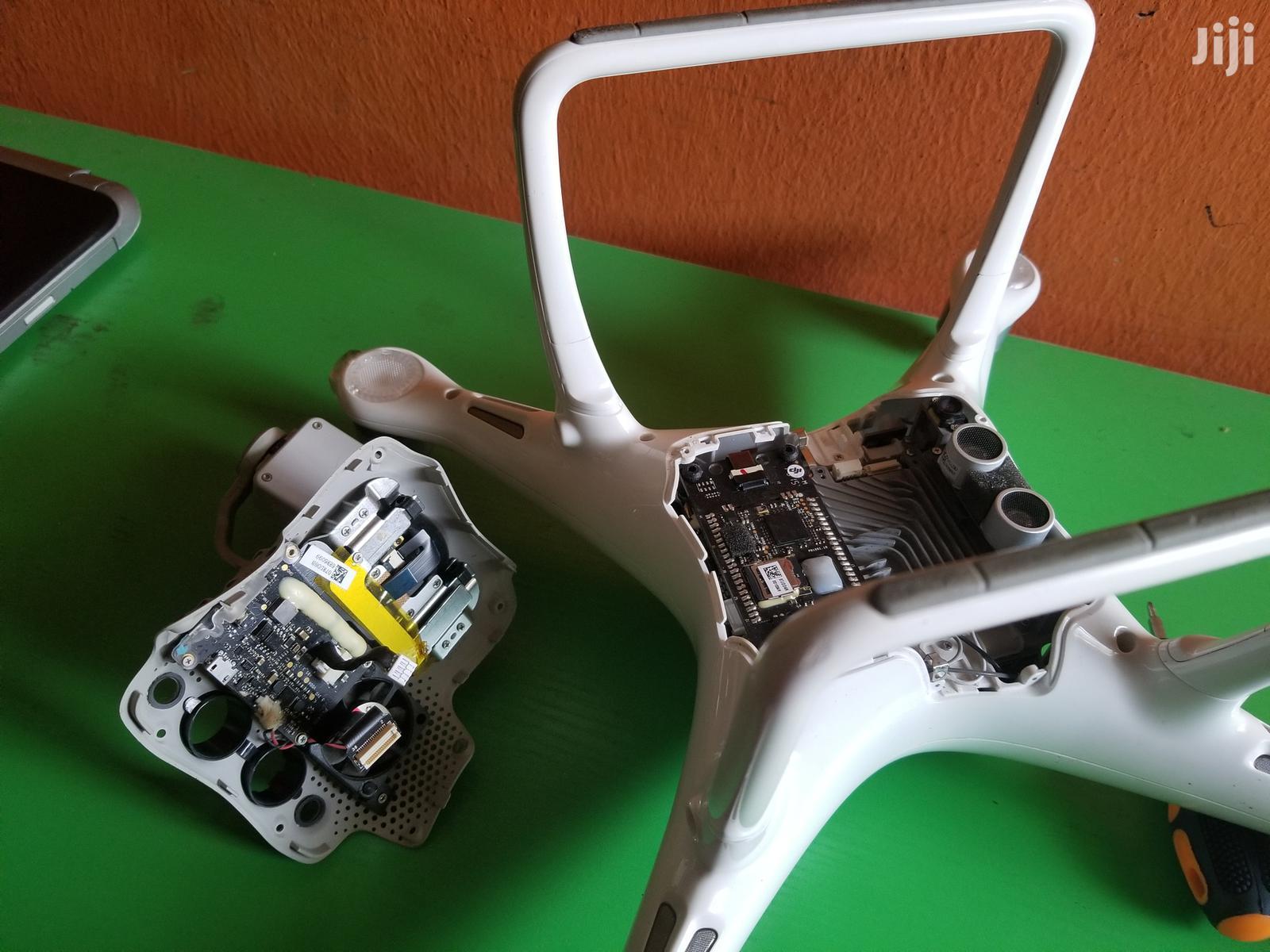 Archive: DJI Drone Repair Service Phantom 3, 4, 4pro in Ikeja - Repair  Services, Jerry Anthony | Jiji.ng
