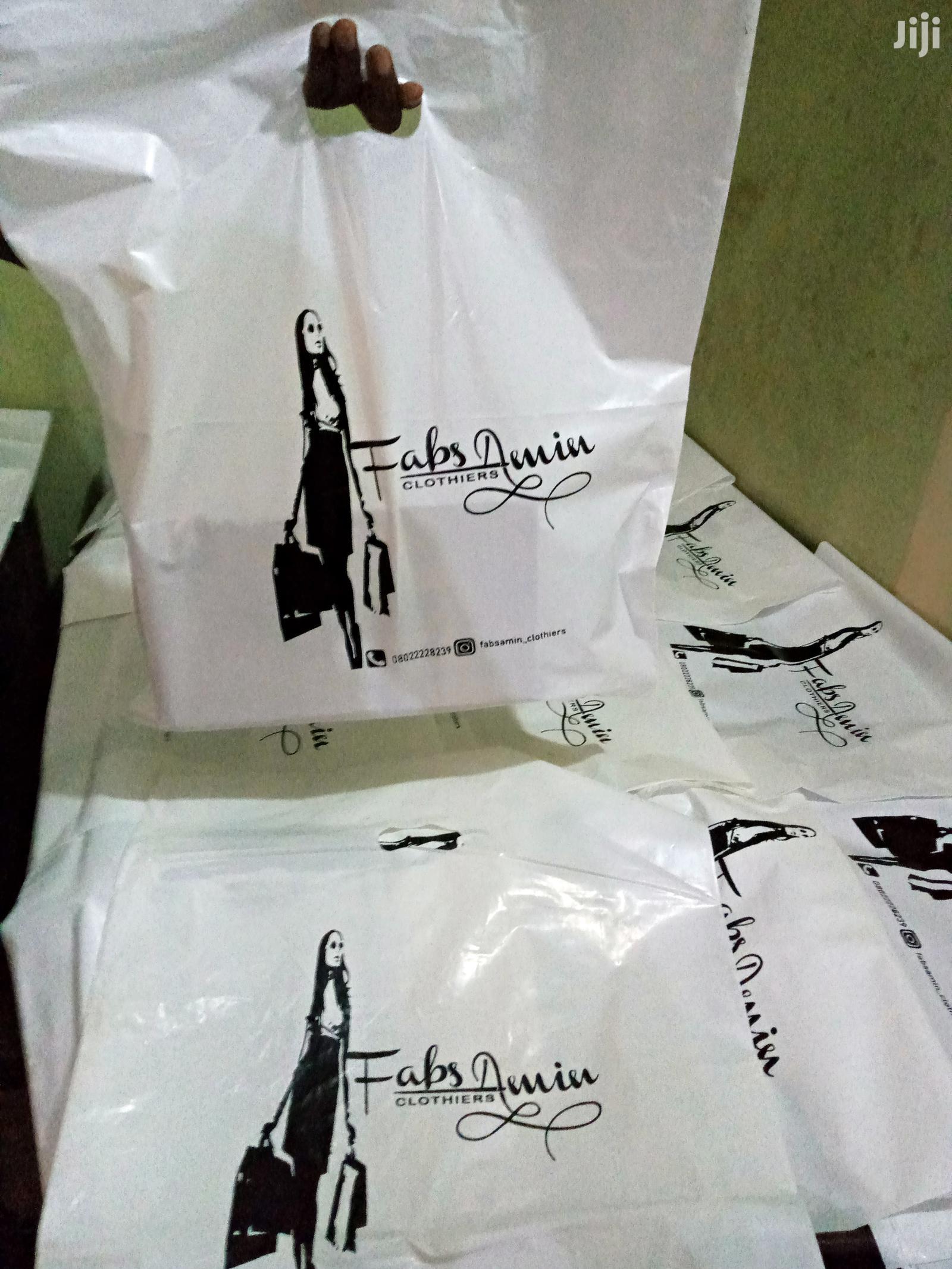 Plastic Nylon Bags