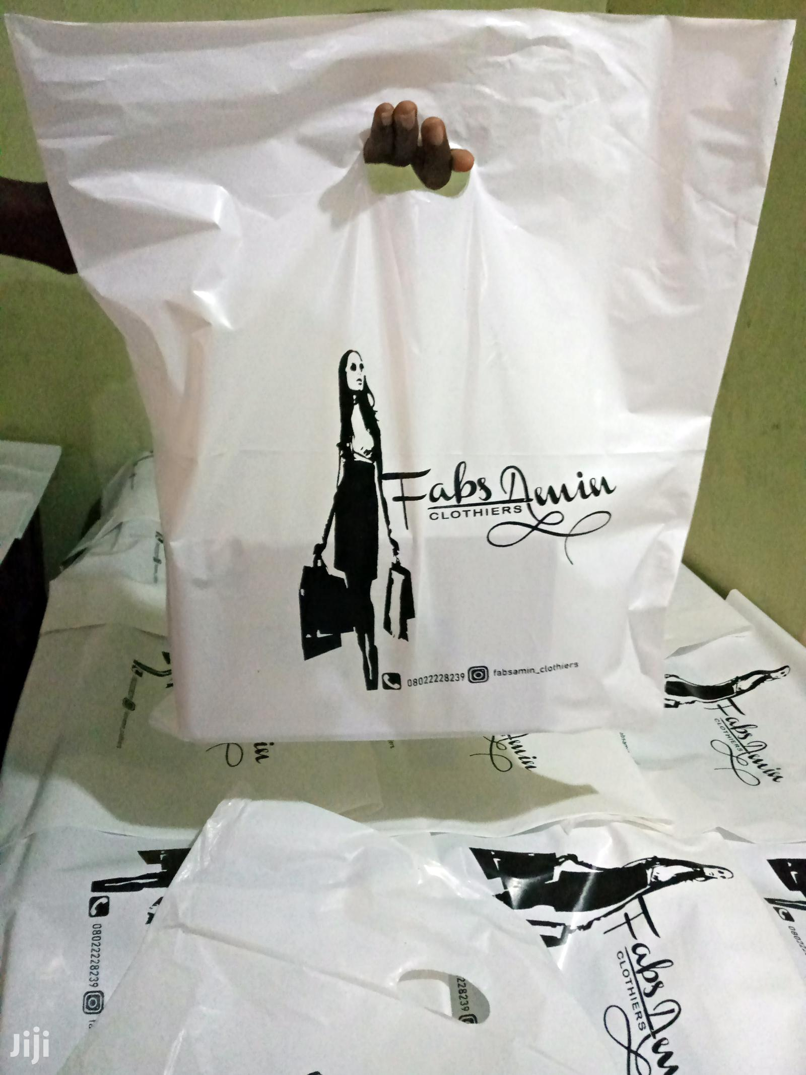 Plastic Nylon Bags | Manufacturing Services for sale in Ikeja, Lagos State, Nigeria