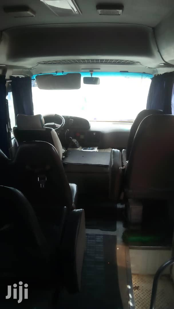Toyota Coaster Bus 2012 For Hire   Chauffeur & Airport transfer Services for sale in Ikeja, Lagos State, Nigeria