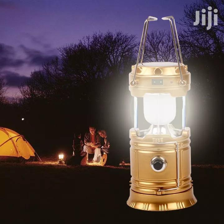 Archive: Solar Rechargeable Lamps