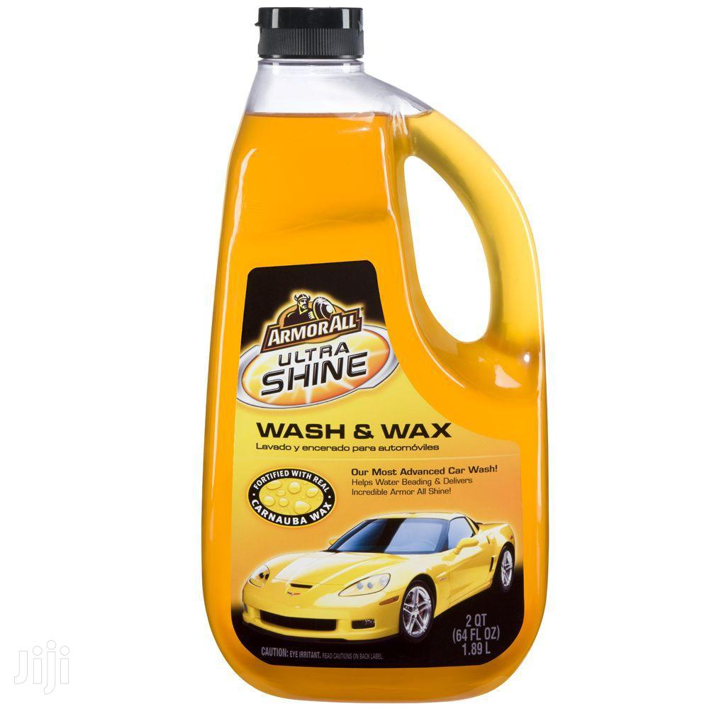 Archive: Car Wax (Treatment Car Wax And Cleaner)