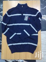 Quality Polo-Ralph Turtle Neg Cardigan | Clothing for sale in Lagos State, Surulere