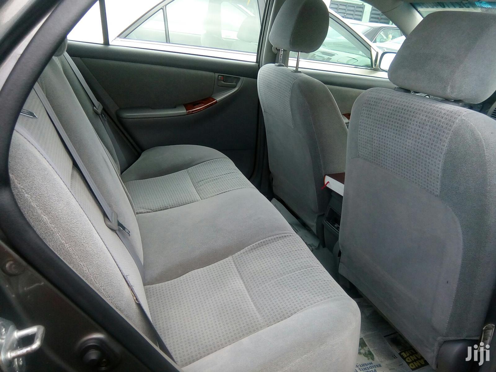 Toyota Corolla 2005 LE Gray | Cars for sale in Apapa, Lagos State, Nigeria