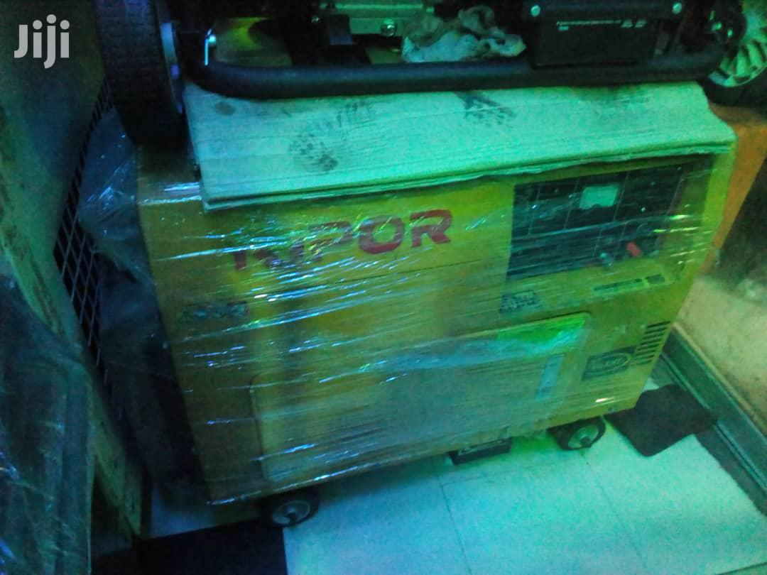 Kipor Sound Proof Diesel Generator