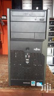 Desktop Computer Fujitsu Esprimo P558 2GB Intel Pentium HDD 160GB | Laptops & Computers for sale in Lagos State, Ojo