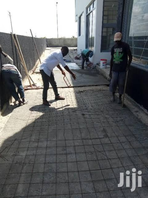 Concrete Stamping   Building & Trades Services for sale in Lagos State, Nigeria