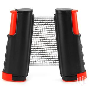 Retractable Table Tennis Post and Net | Sports Equipment for sale in Rivers State, Port-Harcourt
