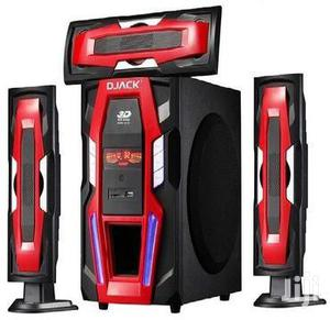 Djack Home Theater Dj-e3l | Audio & Music Equipment for sale in Lagos State, Ikeja