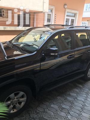 Toyota Land Cruiser Prado 2015 Black | Cars for sale in Lagos State, Victoria Island