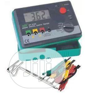 DY4100 Digital Earth Ground Resistance Meter   Measuring & Layout Tools for sale in Lagos State, Lagos Island (Eko)