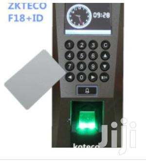 F18 Fingerprint Access Controller By Zkteco | Computer Accessories  for sale in Abuja (FCT) State, Dutse-Alhaji