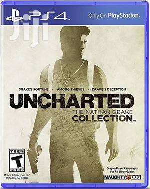 PS4 Uncharted The Nathan Drake Collection | Video Games for sale in Lagos State, Agege