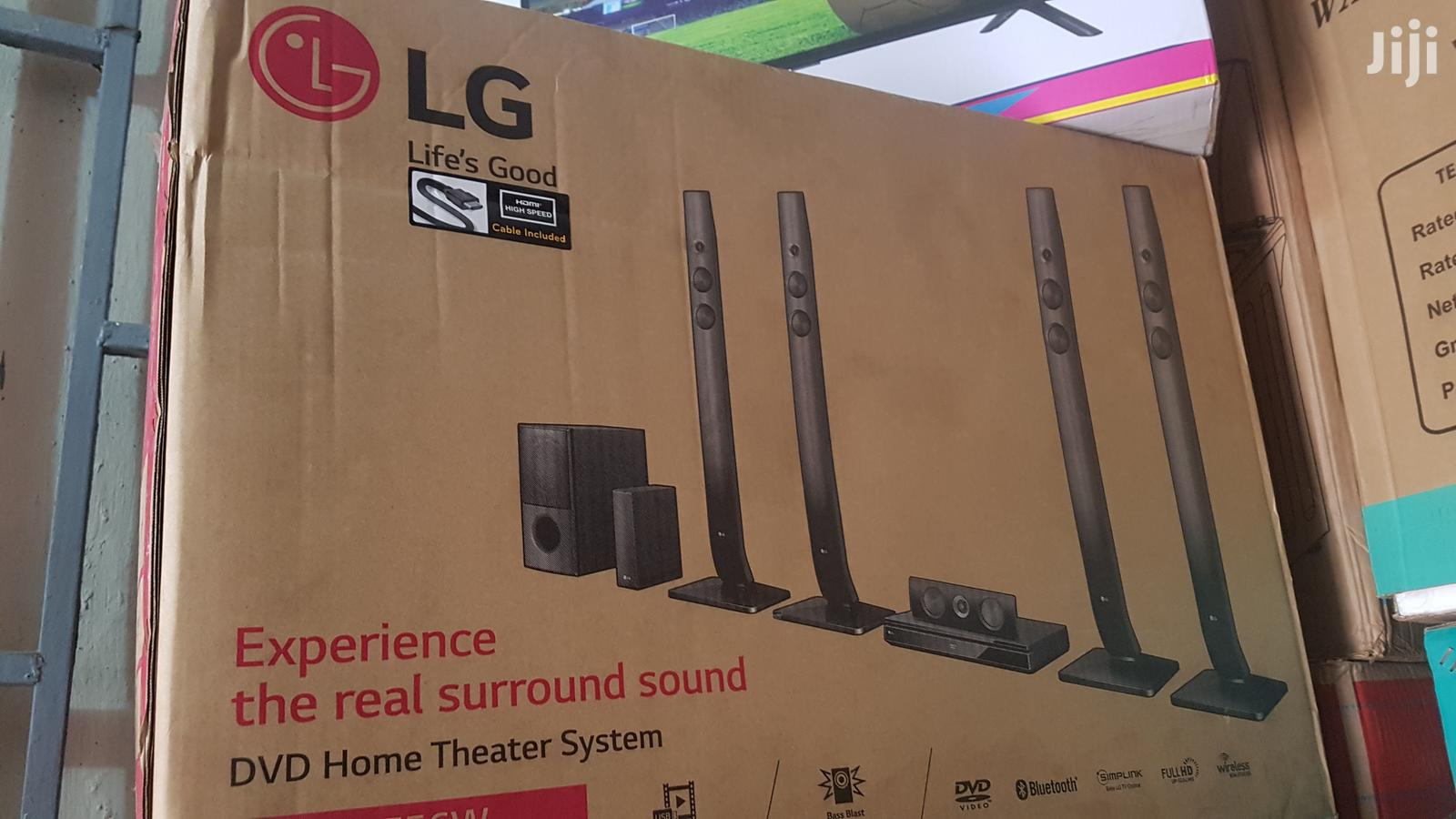 LG Home Theater System Wireless