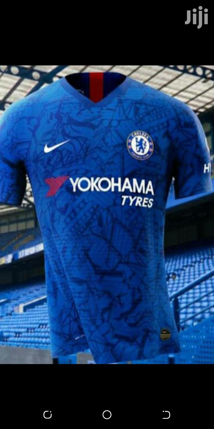 New Chelsea Jersey 2019-2020