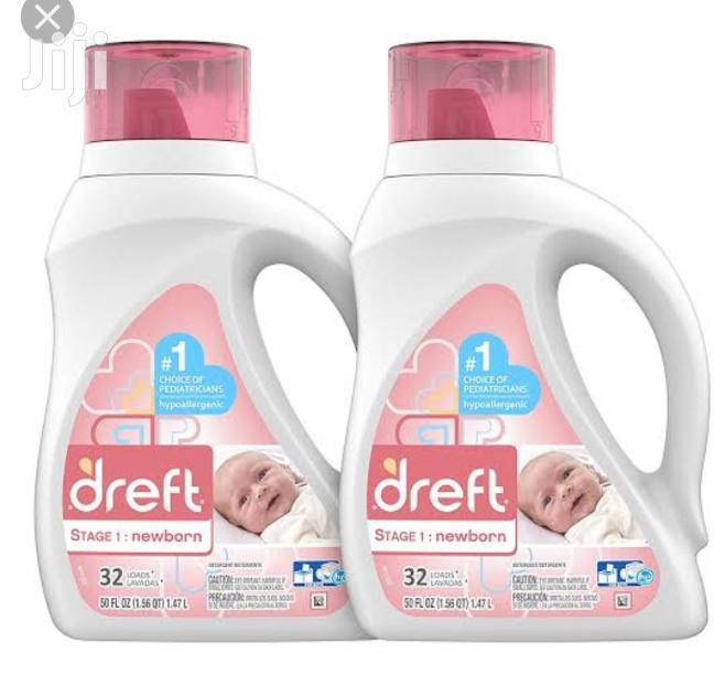 Dreft Stage 1: Newborn HE Liquid Laundry Detergent(32loads)