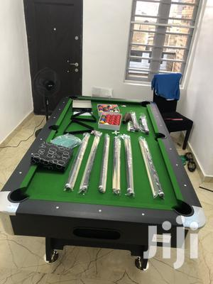 Snooker Board With Complete Accessories | Sports Equipment for sale in Imo State, Owerri
