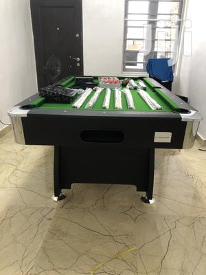 Brand New Snooker Board With Complete Accessories | Sports Equipment for sale in Imo State, Owerri