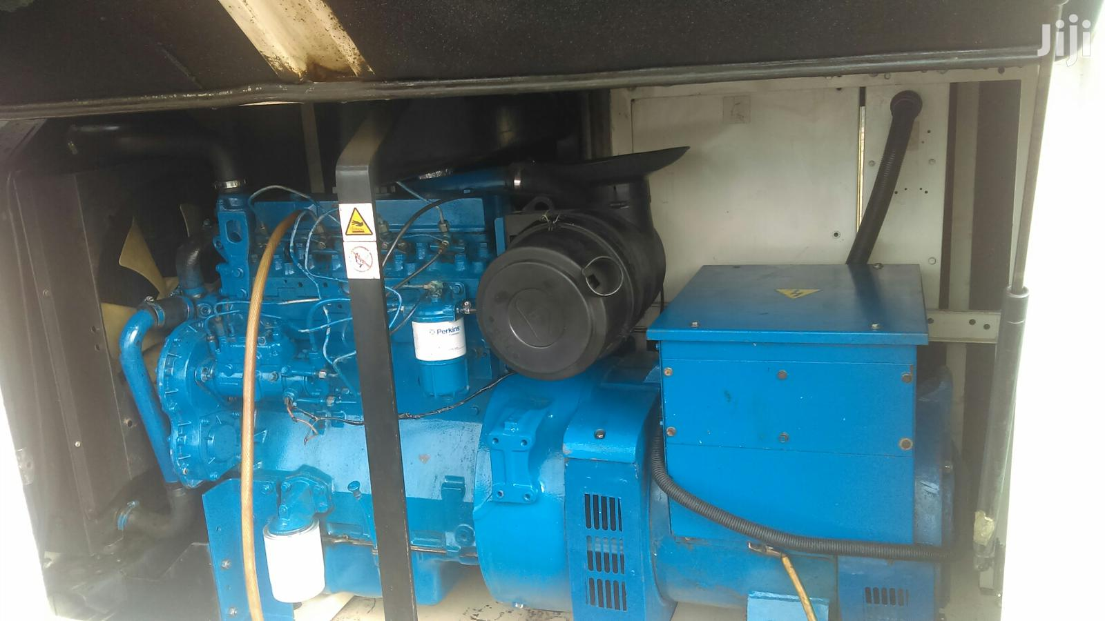 40kva FG Wilson UK Perkins Soundproof Generator With Low Running Hours   Electrical Equipment for sale in Alimosho, Lagos State, Nigeria