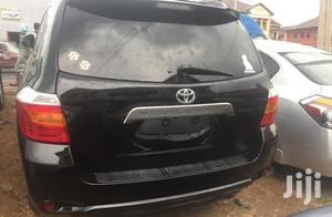 Toyota Highlander 2009 Limited 4x4 Black   Cars for sale in Oyo State, Ibadan