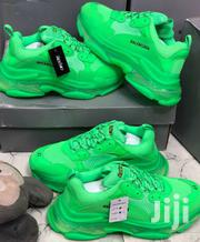 Balenciaga Sneakers With Transparent Sole   Shoes for sale in Lagos State, Lagos Island