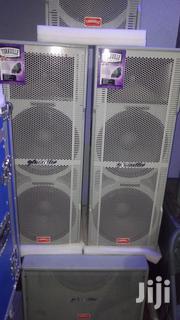 Yorkville Full Range Speaker (Pair ) | Audio & Music Equipment for sale in Lagos State, Alimosho