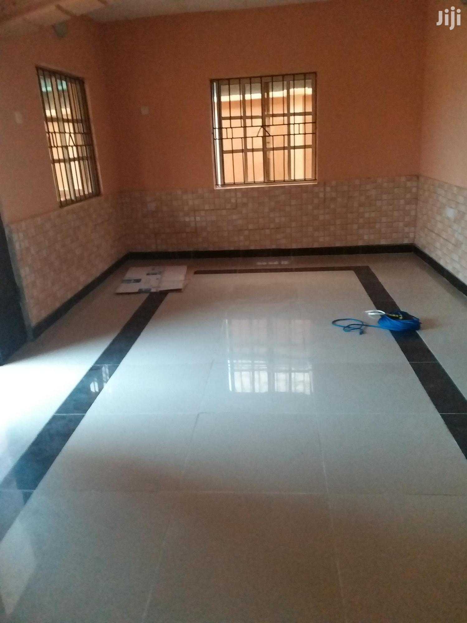 (Self Alone In A Compound) Newly Built 2 Bedroom Flat