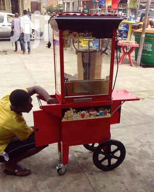 Original Gas Popcorn Machines With Cylinders | Restaurant & Catering Equipment for sale in Abuja (FCT) State, Nyanya