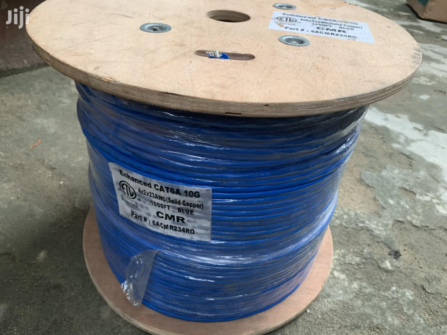 CAT 7 100% Pure Copper SFTP Cables | Computer Accessories  for sale in Ikeja, Lagos State, Nigeria