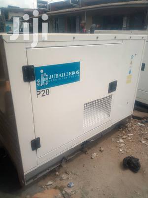 Jubaili Bros 20KVA Sound Proof Generator | Electrical Equipment for sale in Lagos State, Ojo