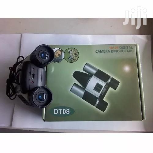 Digital Camera With Video Recording Binoculars - 10x25 | Camping Gear for sale in Surulere, Lagos State, Nigeria