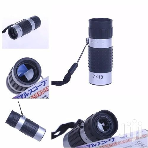 7x18 Night Vision Monocular - YP001 | Camping Gear for sale in Surulere, Lagos State, Nigeria